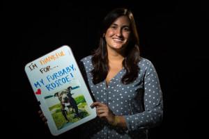 Marketing Coordinator Kayley Rogers