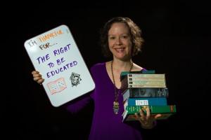 Marketing Director Kathryn Royster