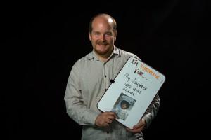 Director of Creative Services Antony Boshier