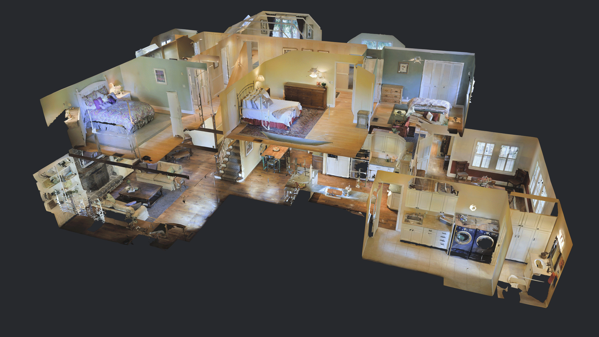 HouseLens Joins Matterport's Syndication Feed to Realtor.com®