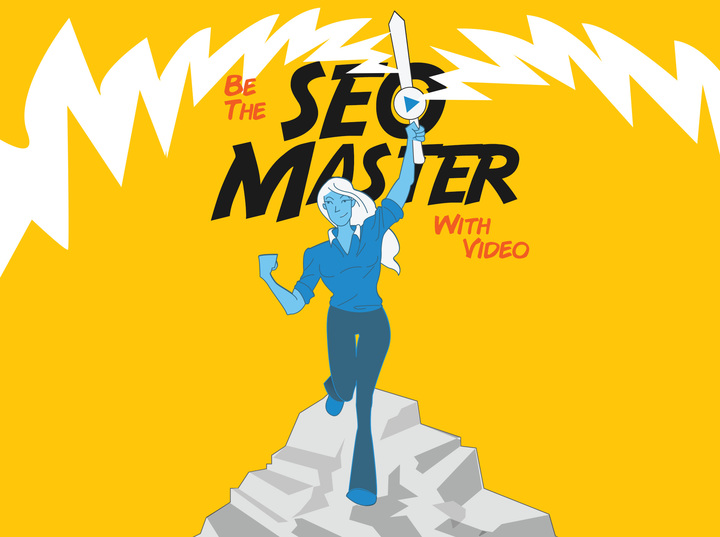 Be the SEO Master With Video