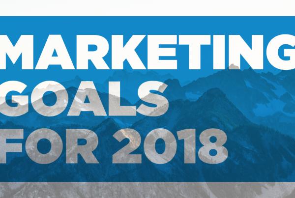 marketing plan goals 2018