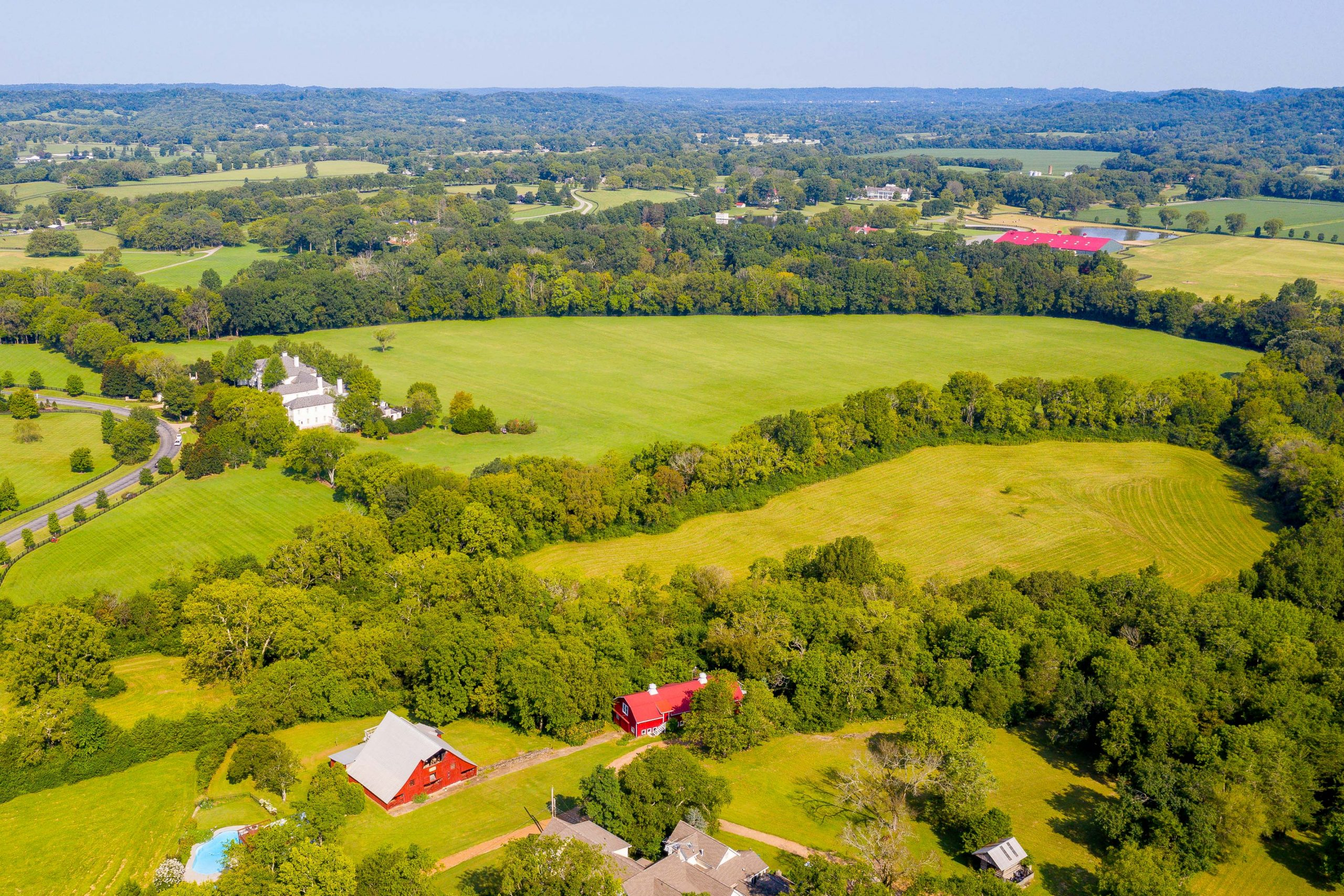 Drone Photography and Videography for Underdeveloped Land and Farms